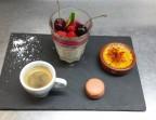 Photo Café gourmand ou Thé gourmand « DAMMANN Frères » - Ô BISTROT
