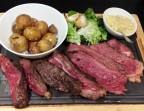 Photo Côte de bœuf grillée  - Ô BISTROT