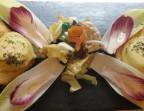 Photo *Salade de lentilles à l'œuf poché (végétarien) - Ô BISTROT
